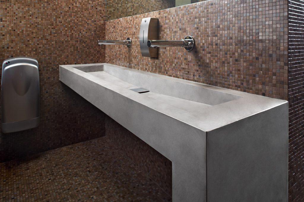 Ristrutturazione del bagno di un bar