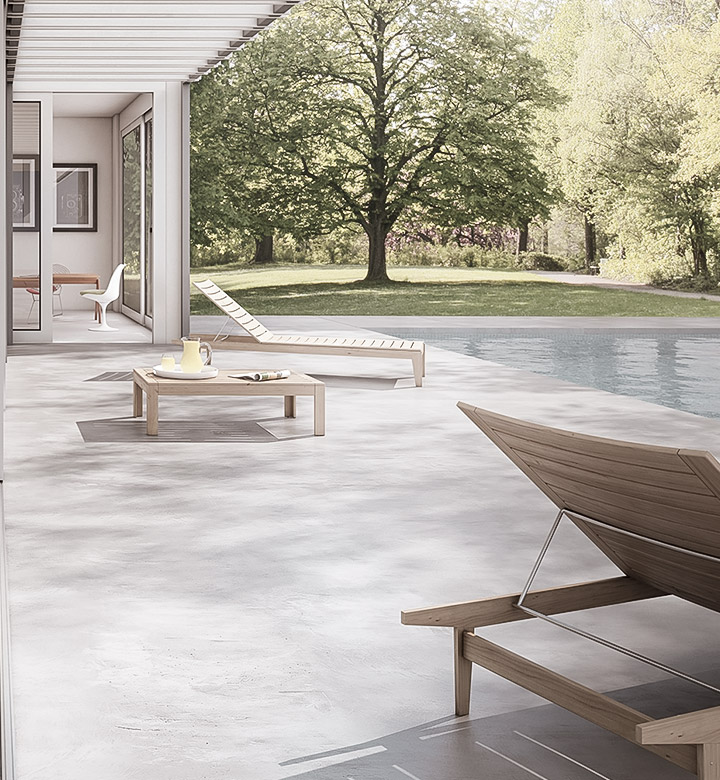 Dreaming about your perfect paving system - Ideal Work: concrete ...