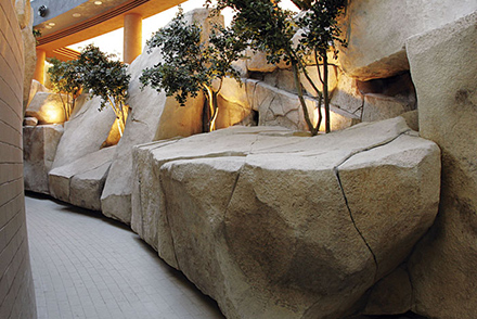 Artificial Rocks For Pools And Caves Decorative